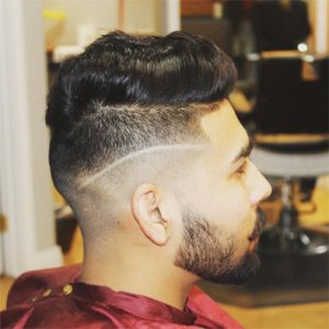 Men's Haircut Services - Hollywood Barber