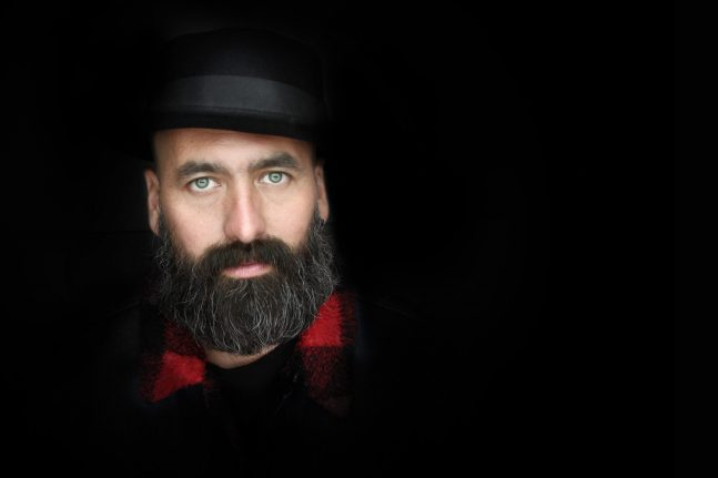 A man with Beard